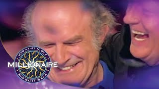 Ingram Wilcox Becomes A Millionaire! | Who Wants To Be A Millionaire?