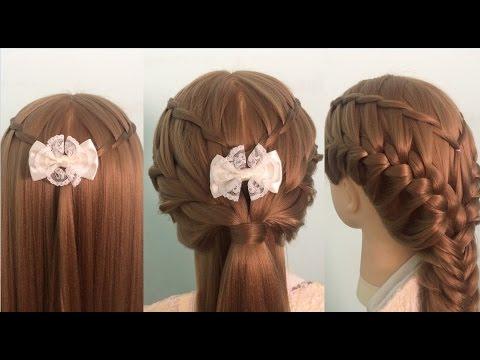 Là con gái phải biết 3 kiểu tóc sau || AnaTran tết tóc
