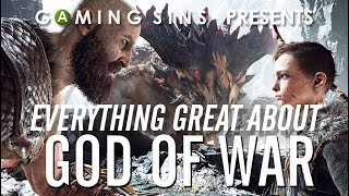 Everything GREAT About God of War (2018) in 16 Minutes or Less | GamingWins