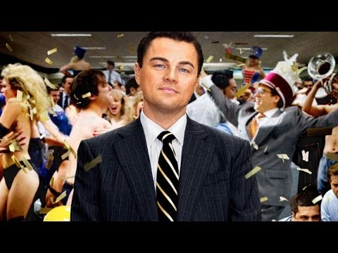 Surprise Wolf of Wall Street Office Party
