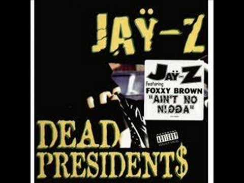 JayZ  Dead PresidentsInstrumentals