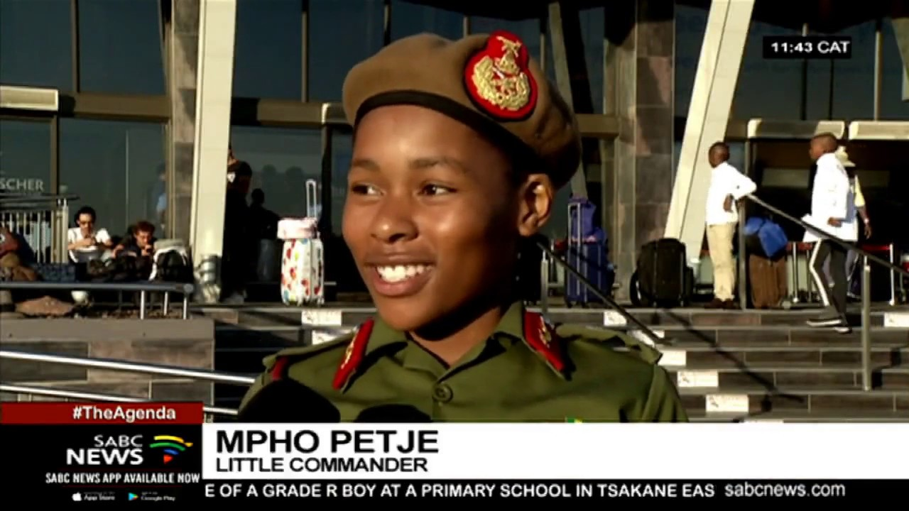Lesotho students visit Cape Town to learn about Nelson Mandela