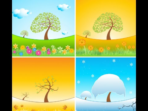 Download Youtube: Mother Nature: The Four Seasons SCIENCE Video
