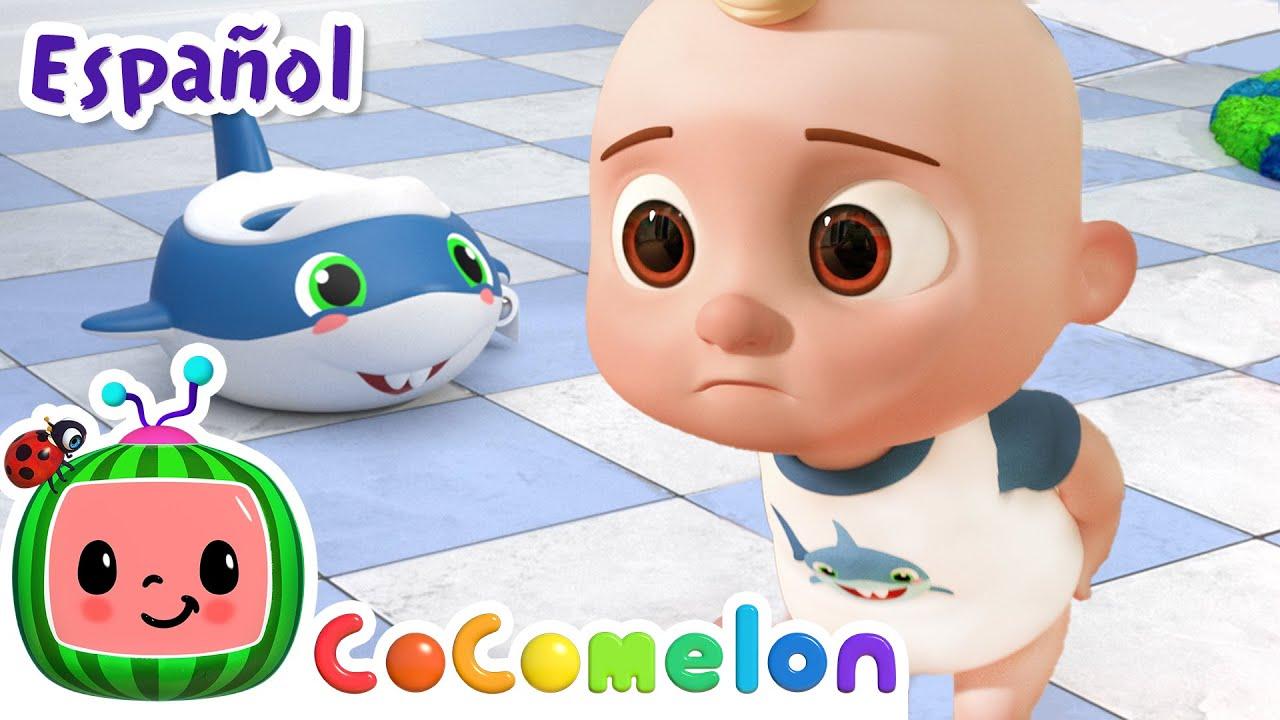 CoComelon en Español | Vamos al baño | Canciones Infantiles y de Cuna