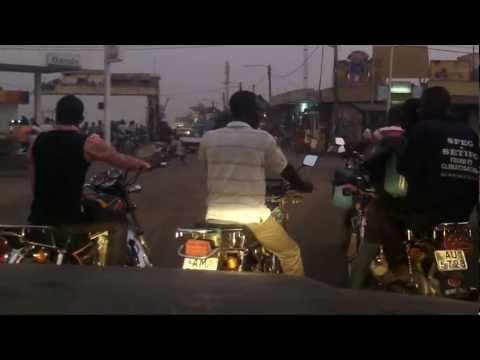 Circulation à Lomé - Togo - Janvier 2013