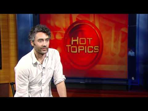 Interview with 'Boy' Writer, Director & Actor Taika Waititi