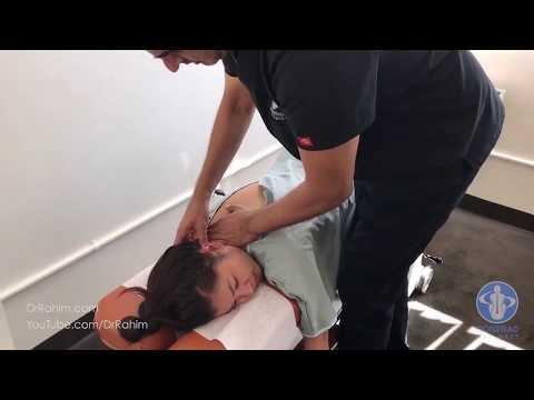 SEVERE Case of Frozen Shoulder HELPED Dr. Rahim Gonstead Chiropractor