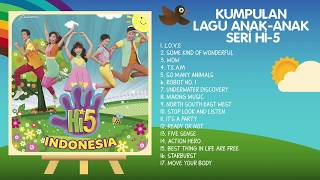 Gambar cover Kumpulan Lagu Anak Anak Seri Hi 5