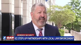 ICE steps up partnerships with local law enforcement