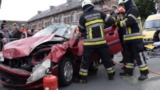 Philippeville / pompiers : portes ouvertes - désinca