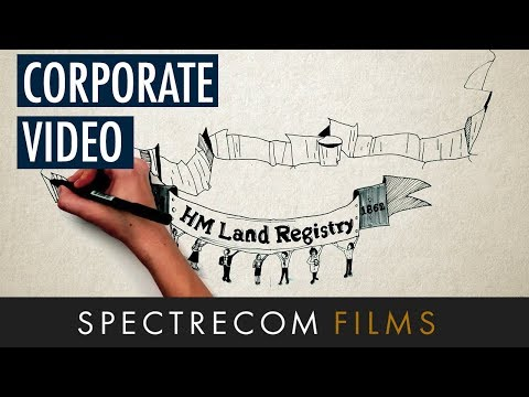HM Land Registry Animation - Corporate Video Example | Spectrecom Films