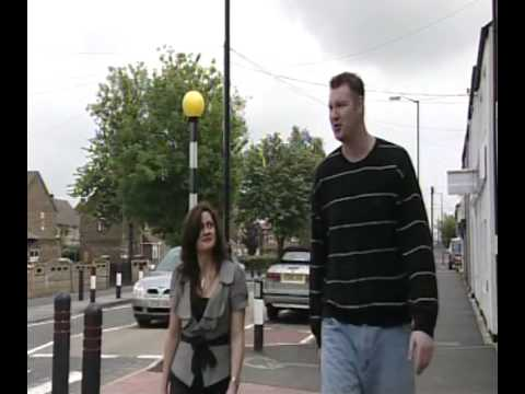 Julie Harrison ITV The World's Tallest Man 2008
