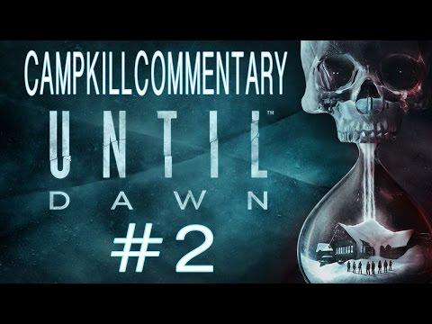Until Dawn - Chapter 2 - Jealous Jerks