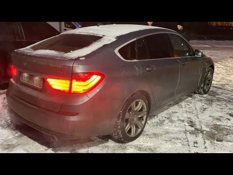 Страшно владеть Таким BMW 535 GT!!!!
