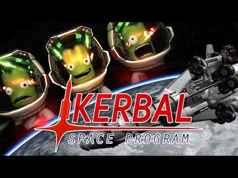 🔴[Kerbal Space Program] Community Voted Game! 🎮