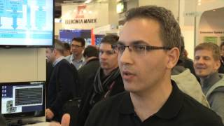 From the Embedded World Show 2014 - STM32 Nucleo : development platform made open