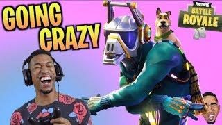 GOING CRAZY w/ HEAVY SHOTGUN! Fortnite Battle Royale