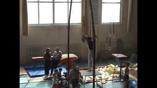 Спортивная гимнастика 2 разряд. Кольца