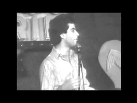 Jerry Seinfeld introduces Max Keiser at Comic Strip 1978