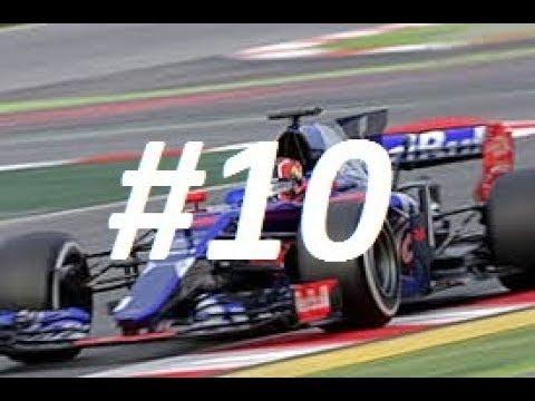 F1 2017 (PL) Kariera Sezon 1 - GP Azerbejdżanu #10