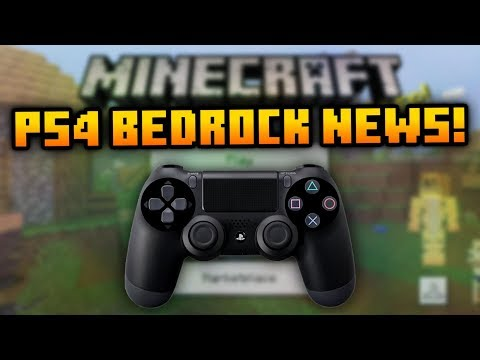 Minecraft PS4 Is Switching To Bedrock - Here's The Proof