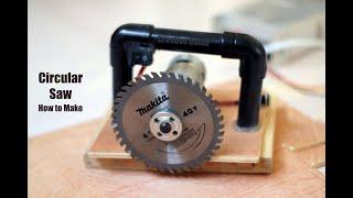 Amazing DIY Circular Saw From …