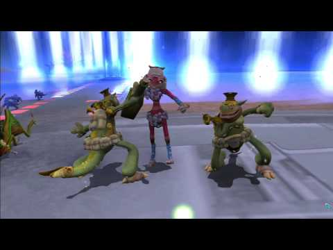 Spore Galactic Adventures Create Video