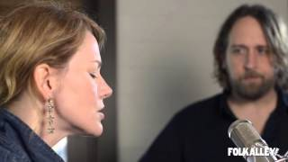 """Folk Alley Sessions at 30A: Hayes Carll & Allison Moorer - """"Love Don't Let Me Down"""""""