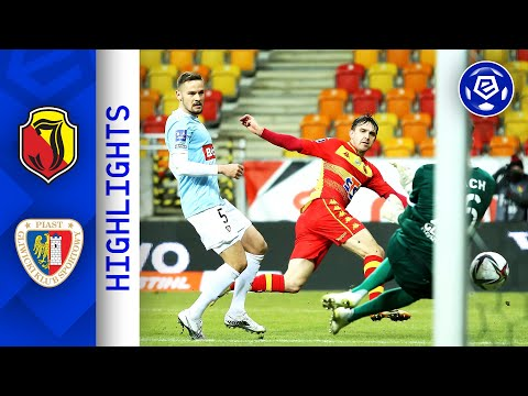 Jagiellonia Piast Gliwice Goals And Highlights