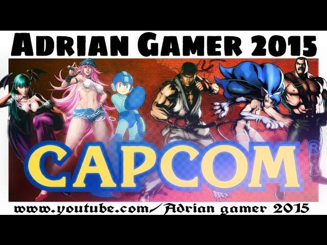 Coleccion De Juegos Capcom Para Tiger Arcade 2015 Clip Fail