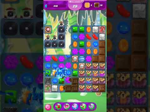 Candy crush saga level 4127 no boosters a s gaming youtube - 1600 candy crush ...