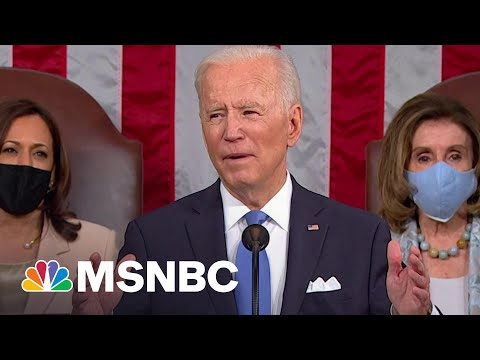 Biden Calls On Congress To Pass Police Reform   MSNBC