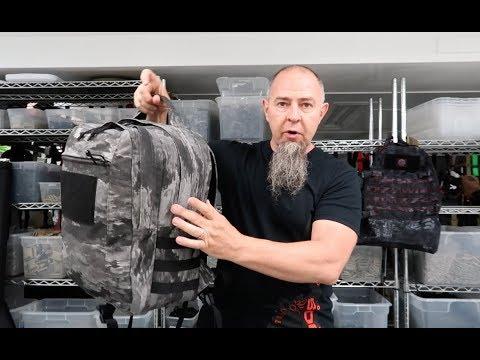 Evolution Of The SOE Backpack