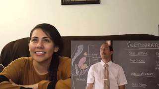 Key & Peele - Substitute Teacher Pt. 1 and 2 Cynthia's Reaction Funny