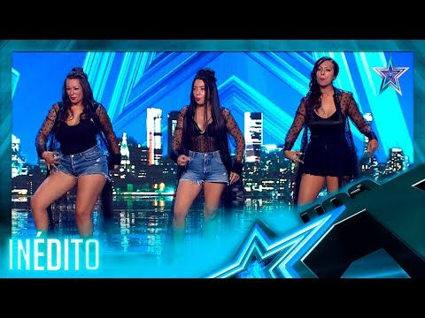 These SISTERS DANCE and SING in this INTERESTING SHOW! | Never Seen | Spain's Got Talent Season 5 from YouTube · Duration:  8 minutes 12 seconds