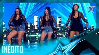 Estas HERMANAS BAILAN y CANTAN en una actuación INTERESANTE | Inéditos | Got Talent España 5 (2019)