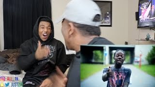 Cash Kidd I Be Stuntin Official Video- REACTION