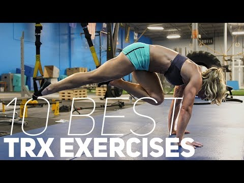 Best TRX Exercises | 10 Best | Sarah Grace Fitness