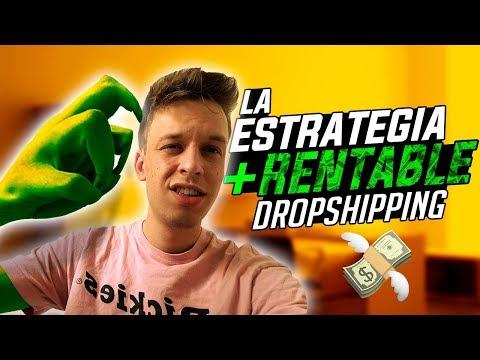Estrategia Más Fácil y Rentable De Dropshipping