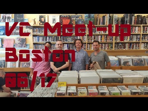 VC meetup in Boston and record haul 20170625