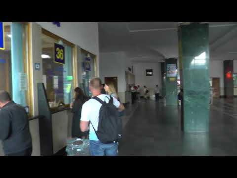 Киев ЖД вокзал.Кассы распечатки электронных билетов.