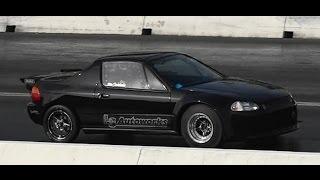 australias fastest fwd ls autoworks honda crx