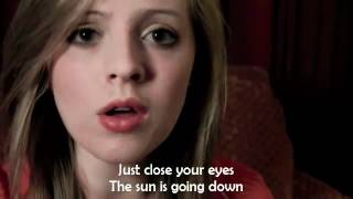 Madilyn Bailey - Safe & Sound (Lyrics on the video)