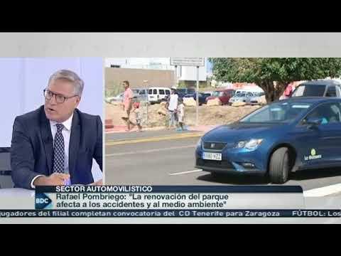 REPUNTE DEL SECTOR DEL AUTOMÓVIL EN CANARIAS | Buenos días Canarias