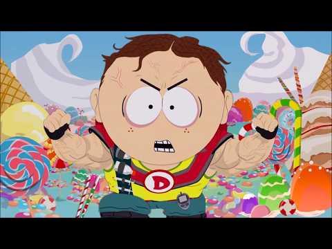 OBSAHUJE KOZIČKY, NEDÍVAT! | South Park: Fractured But…