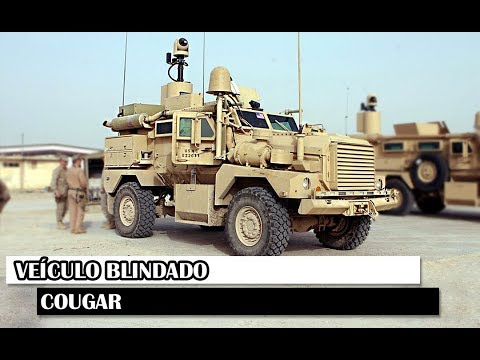 COUGAR ARMORED VEHICLE