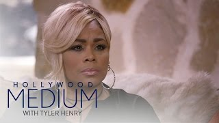 Tyler Henry Helps T-Boz Connect With Lisa 'Left Eye' Lopes | Hollywood Medium with Tyler Henry | E!