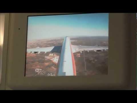 Iberia Economy Class flight Bogotà - Madrid