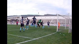 Μακεδονικός - ΑΠΕ Λαγκαδά 2-0 (Φάσεις & Γκολ)