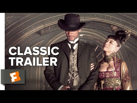 Wild Wild West (1999) Official Trailer - Will Smith, Salma Hayek Movie HD